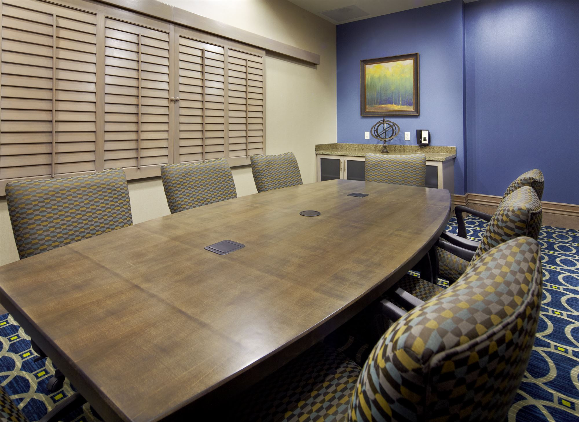 Boardroom at Texarkana Convention Center