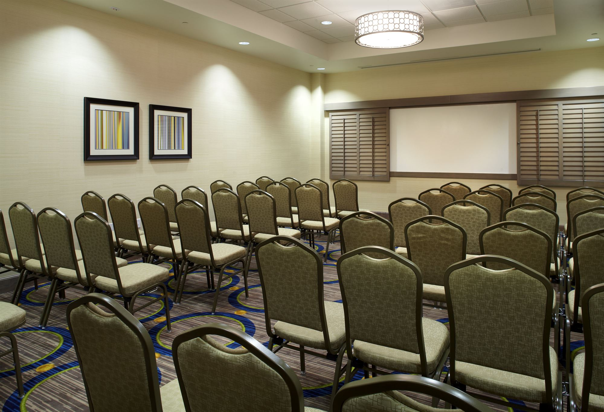Meeting Classroom at Texarkana Convention Center