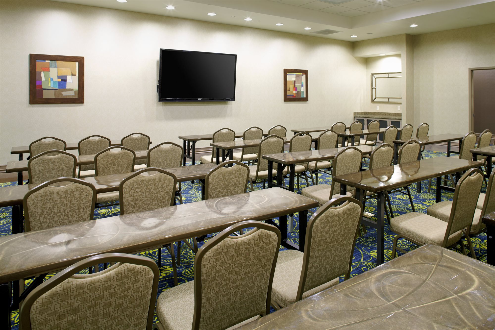 Texarkana Convention Center Meeting Space